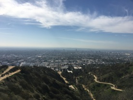 View from Runyon Canyon
