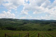 View from Ca' di Pesa